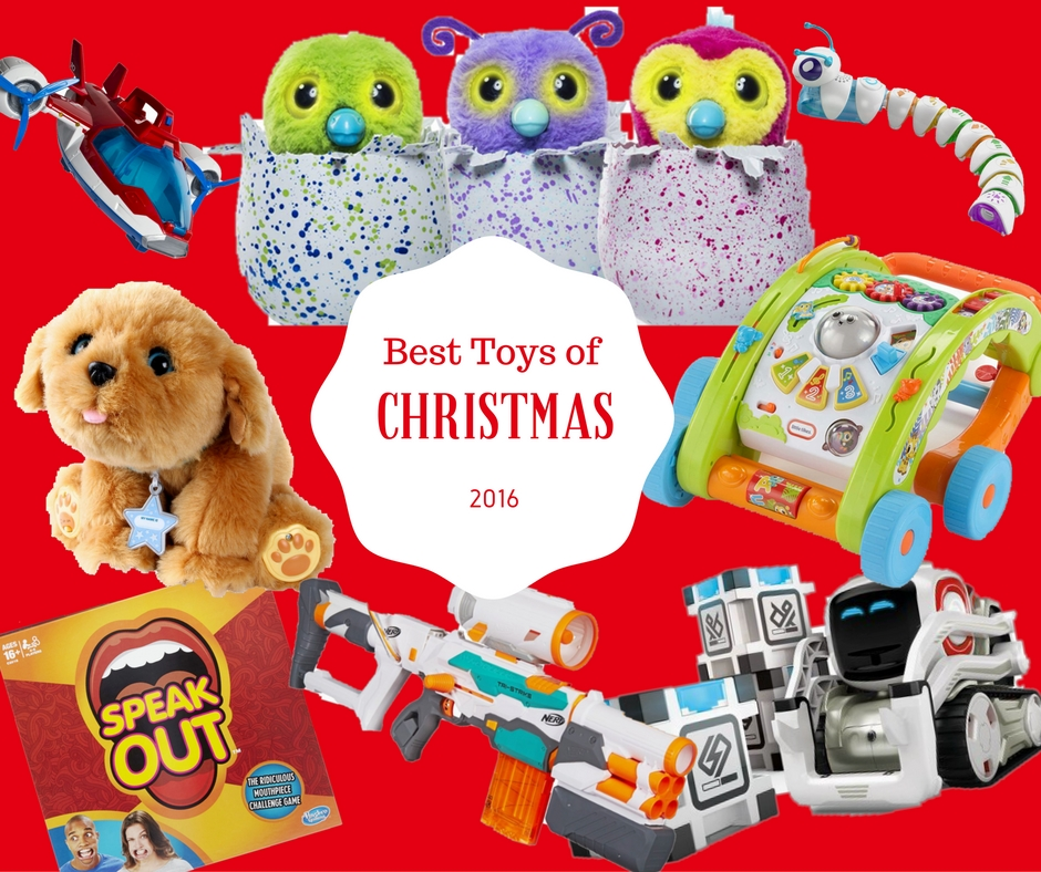 Best Toys of Christmas