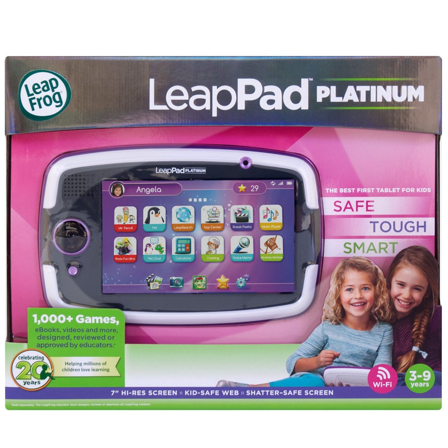 Astonishing Leapfrog Leappad Platinum Kids Learning Tablet Best Toys Download Free Architecture Designs Rallybritishbridgeorg